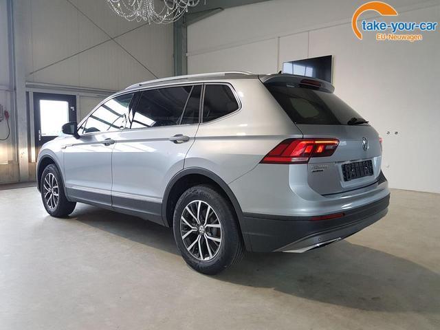 Volkswagen / Tiguan Allspace / Silber /  /  /