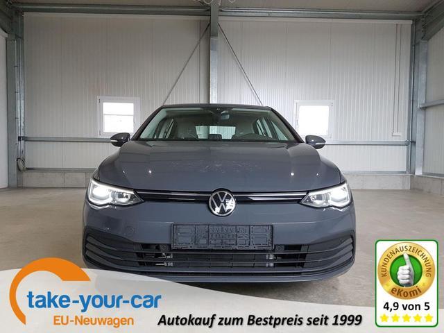 Volkswagen Golf - Style 1.5 TSI 150 PS-Navi-ACC-SHZ-Memory-17