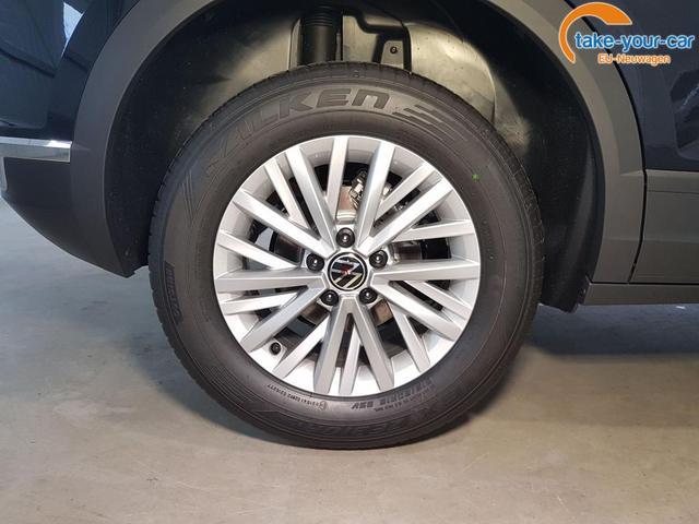 Volkswagen / T-Roc / Schwarz /  /  /