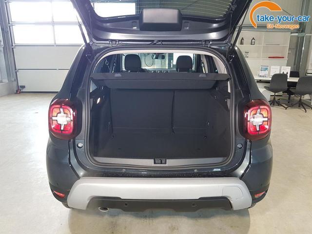 Dacia / Duster / Grau /  /  /