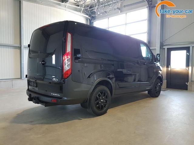 Ford / Transit Custom / Schwarz /  /  /