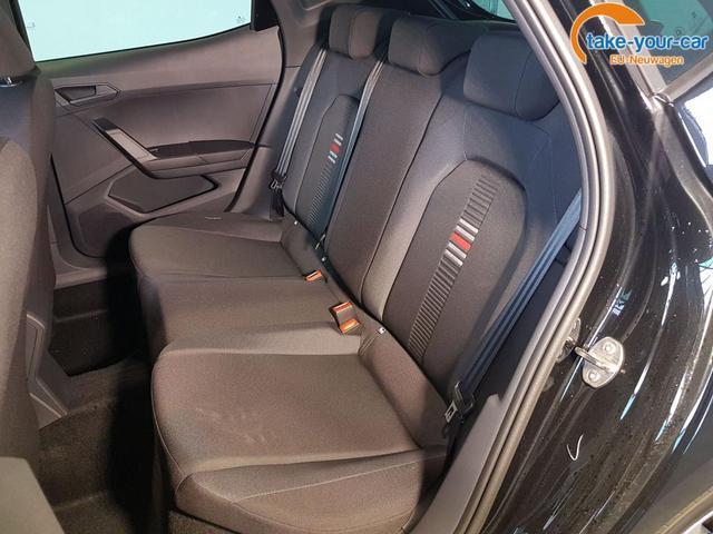 Seat / Ibiza / Schwarz /  /  /