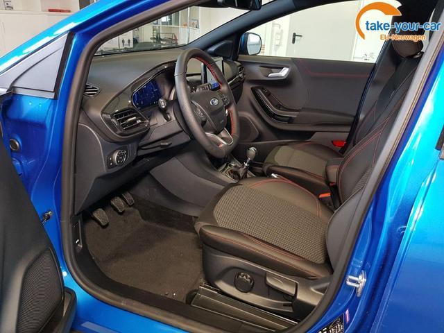Ford / Puma / Blau /  /  /