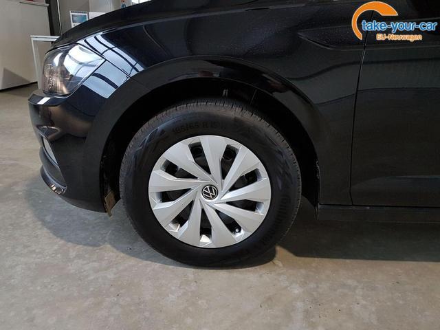Volkswagen / POLO / Schwarz /  /  /