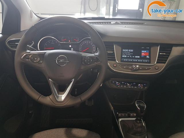 Opel / Crossland / Weiß /  /  /
