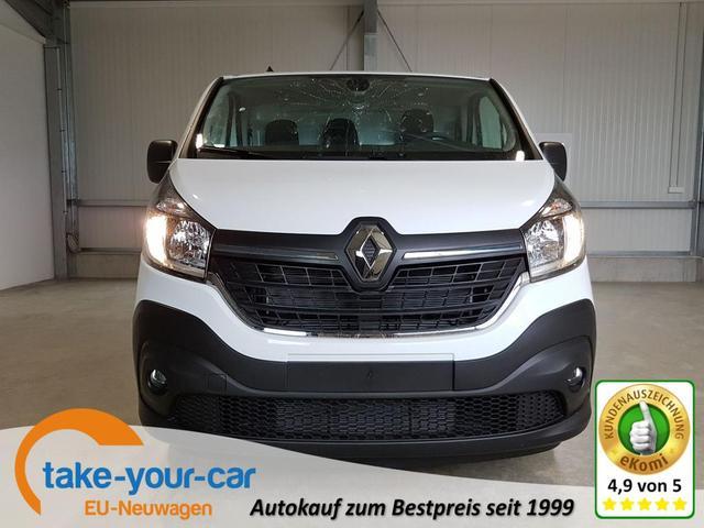 Renault Trafic - Komfort Energy dCi 120 PS L2H1 3,0T-NSW-Durchlade-Klima-3Sitzer-Bordcomputer-Sofort Vorlauffahrzeug