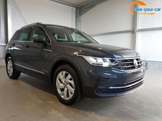 Volkswagen / Tiguan / Grau /  /  /