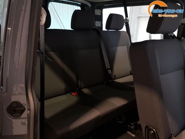 Volkswagen / T6 Transporter / Grau /  /  /