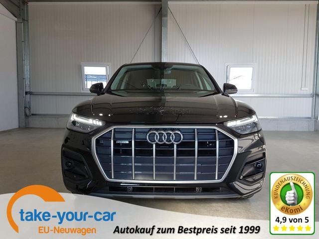 Audi Q5 Sportback - 40 TDI MHEV 204 PS Quattro S-Tronic-Navi-ACC-AHK-Matrix-OLED-Kamera-SHZ-19