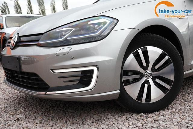 Volkswagen Golf VII e-Golf 136 CCS LED Nav ACC Wärmep SHZ