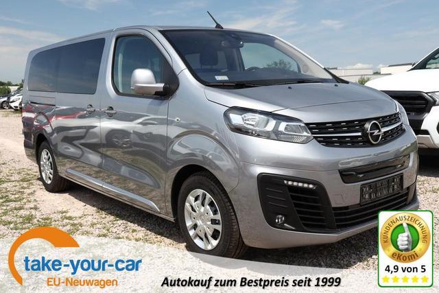 Opel Zafira Life - L -e 136 Business 50Kwh Kam180° PDC Vorlauffahrzeug