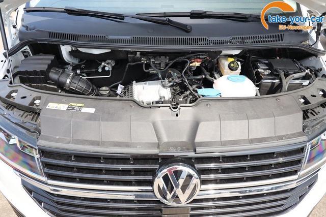 Volkswagen T6 Transporter TDI 150 L2 Wohnmobil Camper Küche