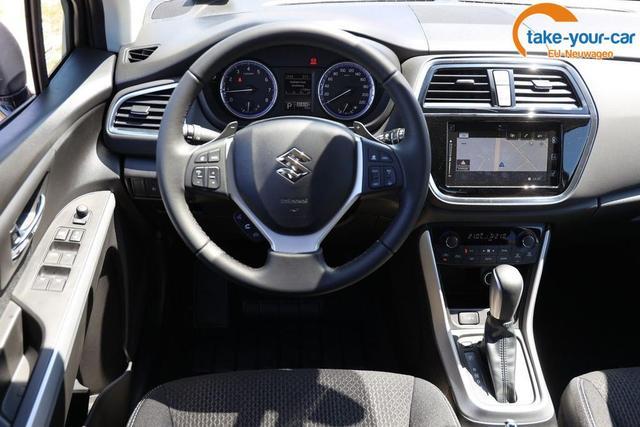 Suzuki SX4 S-Cross 1.4 Hybrid 129 AUT Comfort LED Nav