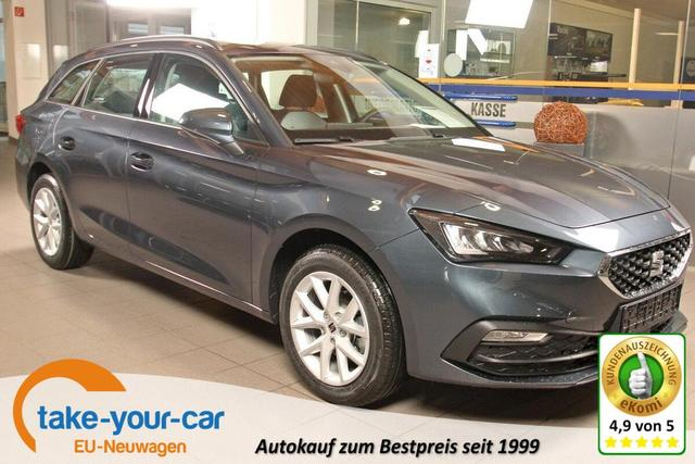 Seat Leon Sportstourer ST - 1.5 TSI Style, neues Modell, Kamera, LED Vorlauffahrzeug