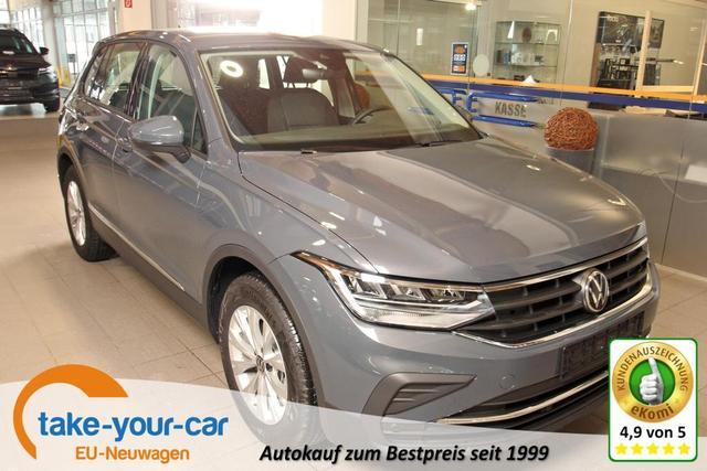 Volkswagen Tiguan - 1.5 TSI ACT, Facelift, Navi, LED, ACC, Winterpaket Vorlauffahrzeug