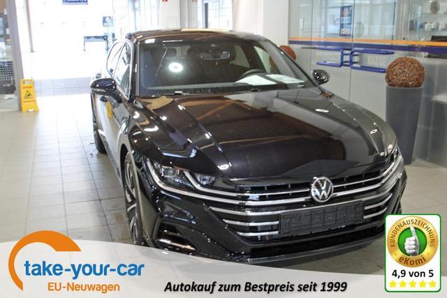 Volkswagen Arteon Shooting Brake - Shootingbrake 2.0 TDI DSG 4-Motion R-LINE, Matrix, Keyless Vorlauffahrzeug