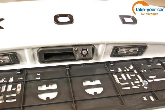 Skoda Karoq 1.5 TSI DSG Sportline, virtual, SideAssist, Navi, Kamera, el. Klappe