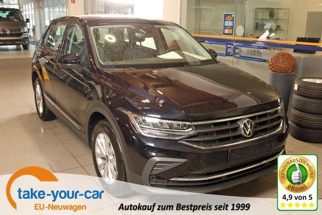 Volkswagen Tiguan - 1.5 TSI ACT, Facelift, AHK, Navi, LED, ACC, Winterpaket Vorlauffahrzeug