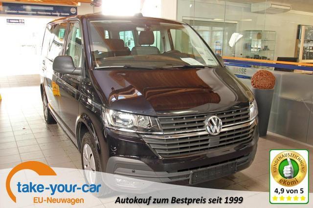 Volkswagen Multivan 6.1 T6.1 2.0 TDI DSG Trendline, AHK, 7-Sitzer, Kamera, ACC, Navi, DAB