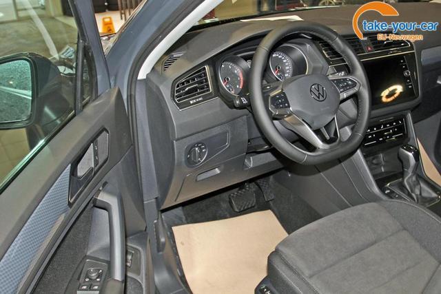 Volkswagen Tiguan 1.5 TSI DSG ACT Life, AHK, Kamera, el.Klappe, ergoActive
