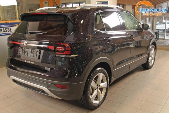 Volkswagen T-Cross 1.0 TSI DSG Style, Navi, ACC, virtual Cockpit, sofort