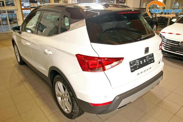 Seat Arona 1.0 EcoTSI DSG FR, Navi, LED, Kamera, Parklenk, 5 Jahre Garantie