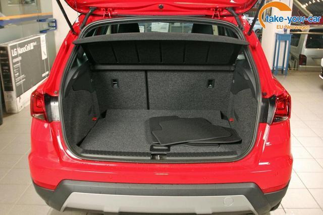 Seat Arona 1.0 EcoTSI DSG Xcellence, Kamera, LED, Winterpaket, 5 Jahre Garantie