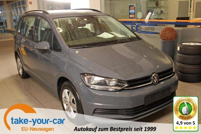 Volkswagen Touran - 1.5 TSI Trendline, 7Sitzer, Winterpaket, AppConnect Vorlauffahrzeug