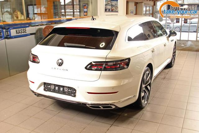 Volkswagen Arteon Shooting Brake 2.0 TDI DSG R-LINE, 19-Zoll, Kamera, Side, Navi
