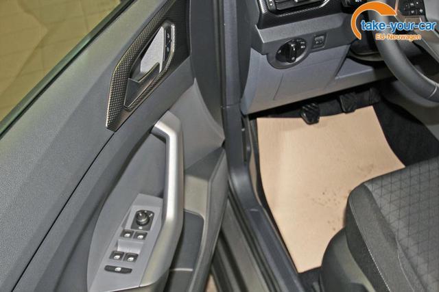 Volkswagen T-Cross 1.0 TSI Life, Kamera, App Connect, Winterpaket