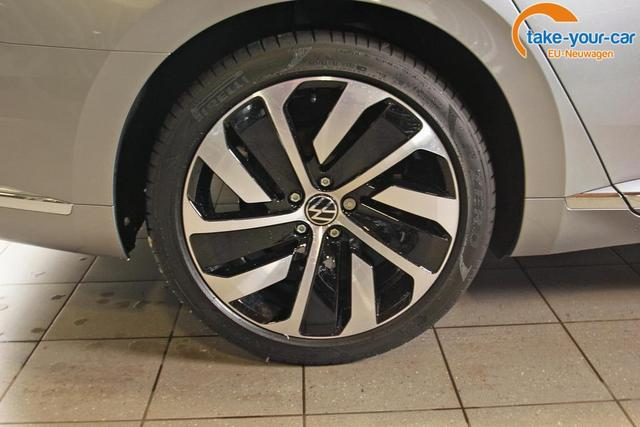 Volkswagen Arteon Shooting Brake Shootingbrake 2.0 TDI DSG 4-Motion R-LINE, Matrix, Keyless
