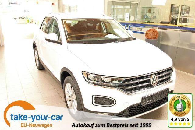 Volkswagen T-Roc 2.0 TDI DSG 4-Motion Style, AHK, LED, Assistenzpaket Plus, Kamera