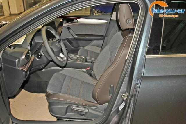 Seat Leon Sportstourer ST 1.5 TSI Xcellence, Kamera, Navi, Voll-LED, ACC, Parklenk