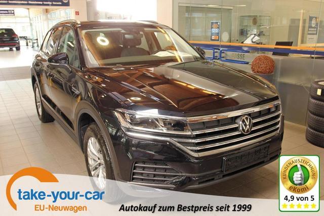 Volkswagen Touareg - 3.0 TDI V6 4-Motion Style, Innovision, AHK, Kamera, Winterpaket Vorlauffahrzeug