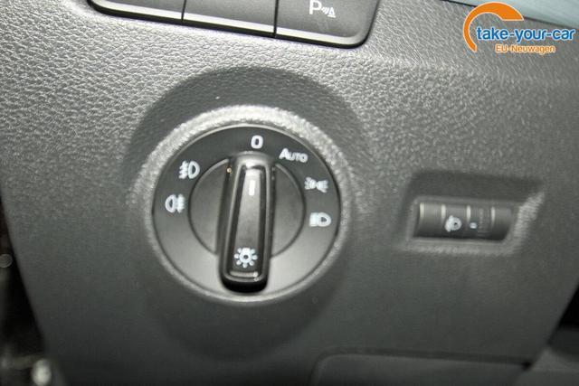 Skoda Fabia Combi 1.0 TSI Ambition, Kamera, DAB, Sitzheizung, 15-Zoll