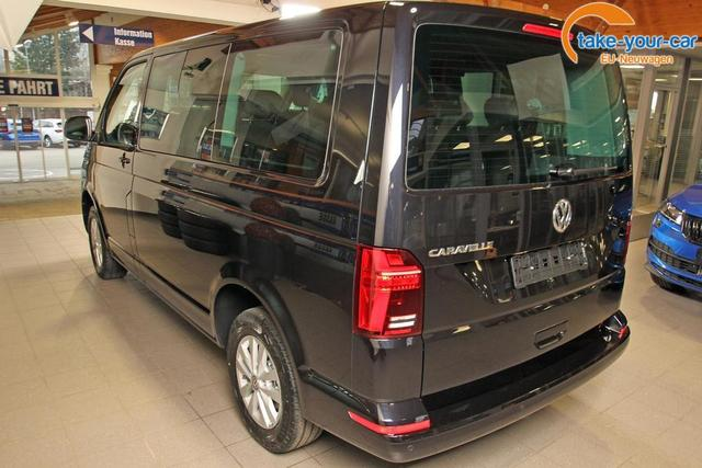 Volkswagen Caravelle 6.1 T6.1 2.0 TDI DSG Comfortline, 8-Sitzer, AHK, LED, Kamera, DAB,ACC