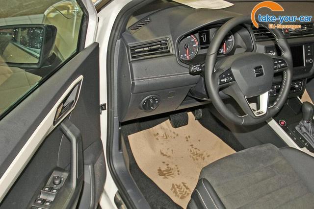 Seat Arona 1.0 EcoTSI DSG Xcellence, LED, DAB, Winterpaket, 5 Jahre Garantie