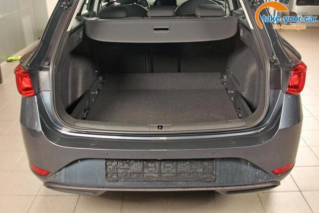 Seat Leon Sportstourer ST 1.5 TSI Style, neues Modell, Kamera, LED