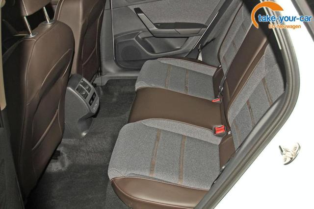 Seat Leon Sportstourer ST 1.5 TSI Xcellence, AHK, Kamera, Navi, Voll-LED, ACC