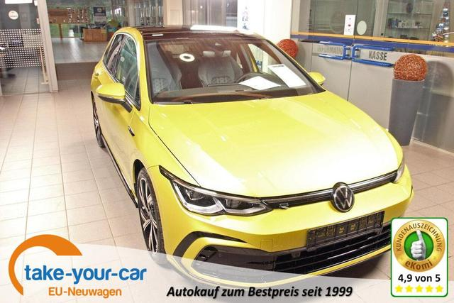 Volkswagen Golf - VIII 1.5 TSI R-LINE, Pano, Kamera, LED-Plus, 18-Zoll Gebrauchtfahrzeug