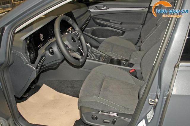 Volkswagen Golf VIII 1.5 TSI Style, Kamera, Navi, LED-Plus, ACC, DAB, ergoActive