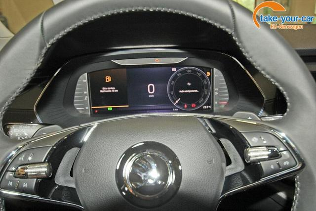 Skoda Octavia Combi IV 2.0 TDI DSG Ambition, Kamera, virtual, DAB, sofort
