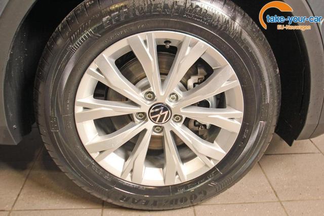 Volkswagen Tiguan 1.5 TSI Life, Facelift, AHK, Navi, LED, Kamera