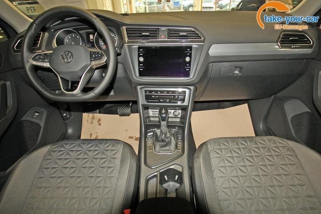 Volkswagen Tiguan 1.5 TSI DSG Life, Facelift, AHK, Navi, LED, Kamera