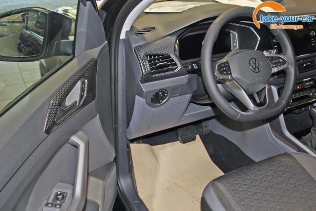 Volkswagen T-Cross 1.0 TSI DSG Style, Navi, ACC, Cockpit, sofort
