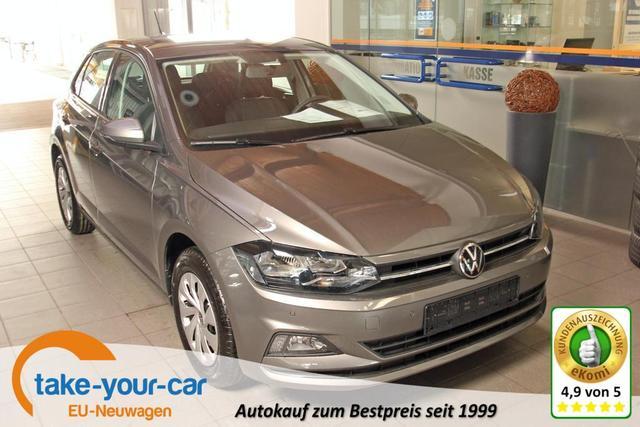 Volkswagen Polo - 1.0 Comfortline, Winterpaket, Parkpilot, 4 Jahre Garantie Vorlauffahrzeug