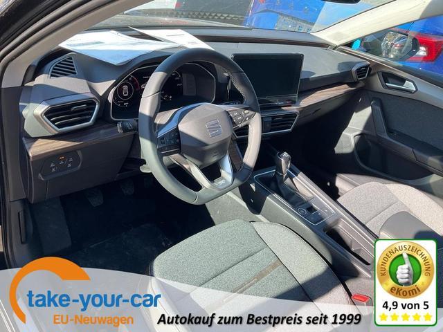 Seat Leon Sportstourer ST - 1.5 TSI Xcellence, Kamera, Navi, Voll-LED, ACC, Parklenk Vorlauffahrzeug
