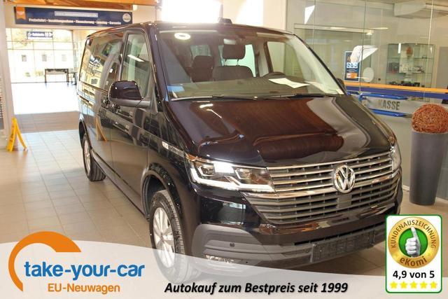Volkswagen Caravelle 6.1 - T6.1 2.0 TDI Comfortline, 8-Sitzer, AHK, LED, Kamera, DAB Vorlauffahrzeug