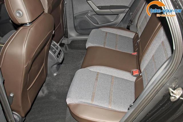 Seat Leon 1.5 TSI Xcellence, neues Modell, Parklenk, Navi Plus