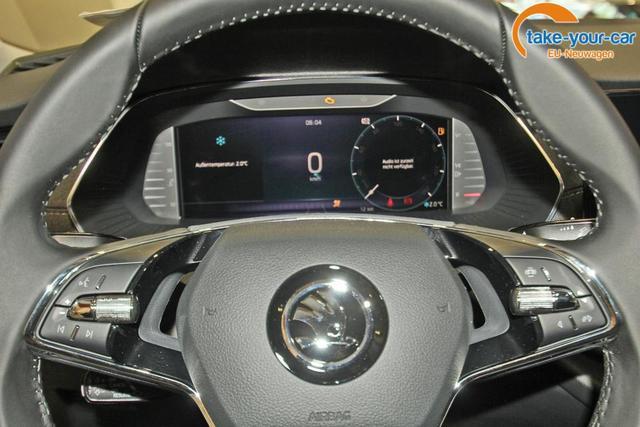 Skoda Octavia Combi IV 1.5 TSI Style, Columbus, Kamera, el. Klappe, virtual